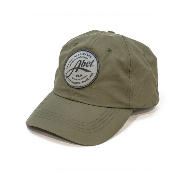 Crafted in Colorado Patch Nylon Hat - Olive Front