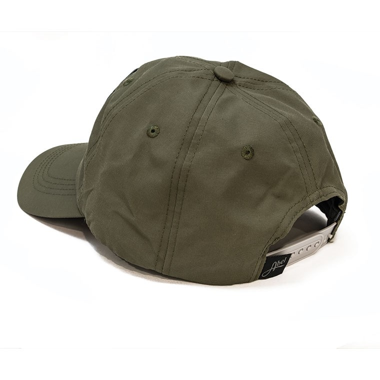 Crafted in Colorado Patch Nylon Hat - Olive Back